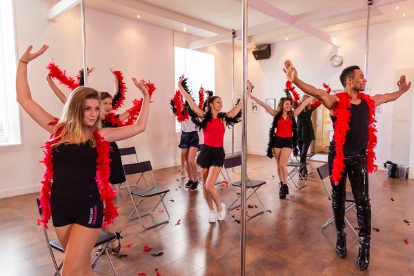Burlesque Workshop in Dordrecht