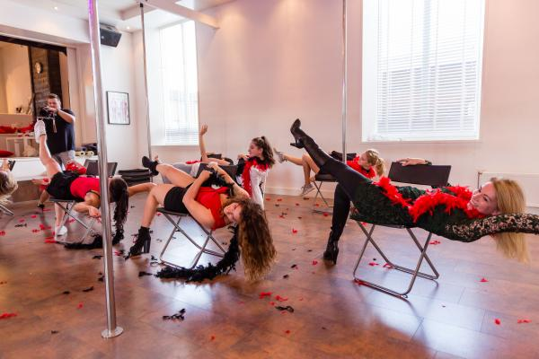 Burlesque Workshop in Dordrecht